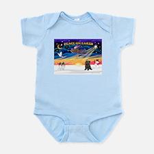 XmasSunrise/Cairn T #21 Infant Bodysuit