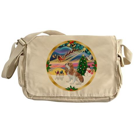 XmasMagic/Cavalier F1 Messenger Bag