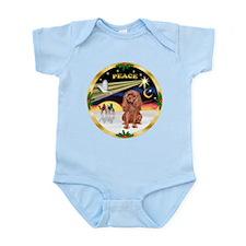 XmasMagic/Cavalier #7 Infant Bodysuit