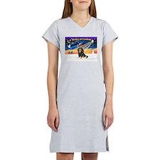 Peace / Cavalier (BT) Women's Nightshirt