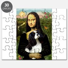 Mona's Tri Cavalier Puzzle