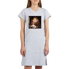 Queen & Blenheim Cavalier Women's Nightshirt