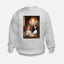 Queen / Two Cavaliers Sweatshirt