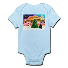 XmasMusic2/Shar Pei Infant Bodysuit