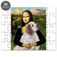 Mona/Clumber Spaniel Puzzle