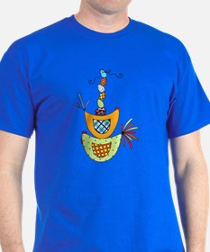 Chicken Egg Stack T-Shirt