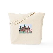 Frazee House  Tote Bag