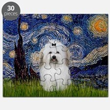 Starry Night Coton Puzzle