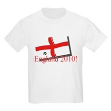 England 2010!  Kids T-Shirt