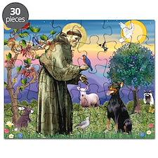 St. Francis Dobie Puzzle