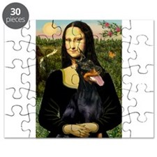 Mona Lisa's Dobie Puzzle