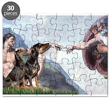 Creation & Dobie Pair Puzzle