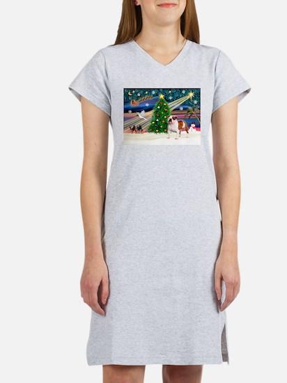 Xmas Magic & EBD Women's Nightshirt
