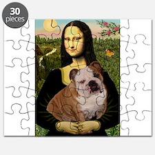 Mona's English Bulldog Puzzle
