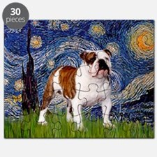 Funny Bulldogs notes Puzzle