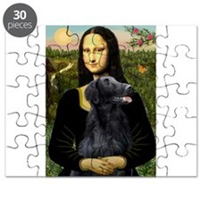 Mona Lisa & Her FCR Puzzle