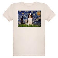Starry Night & Springer T-Shirt