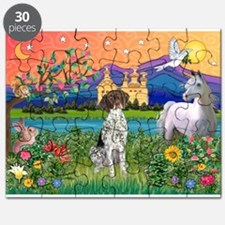 Fantasy Land / German SH Poin Puzzle