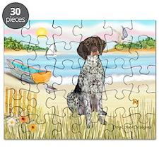 Rowboat / German SH Pointer Puzzle