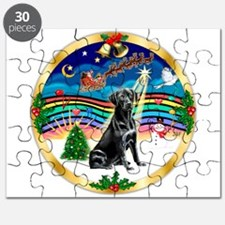 XmasMusic3/Labrador Retriever Puzzle