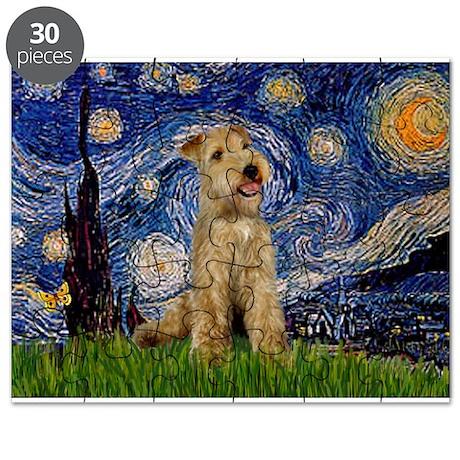 Starry Night Lakeland T. Puzzle