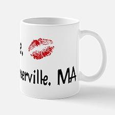 Kiss Me: Somerville Mug