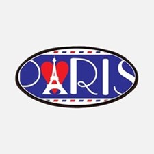 Love Paris Patches
