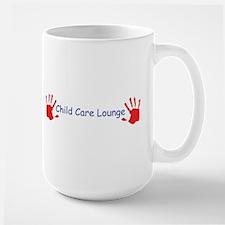 Child Care Lounge Large Mug