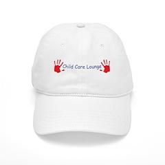 Child Care Lounge Baseball Cap