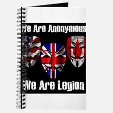 We Are Legion - Anonymous Journal