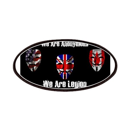 We Are Legion - Anonymous Patches