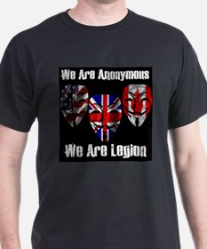 We Are Legion - Anonymous T-Shirt