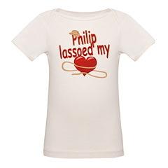 Philip Lassoed My Heart Tee