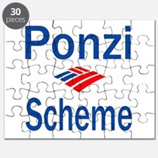 Bank of America Ponzi Scheme Puzzle