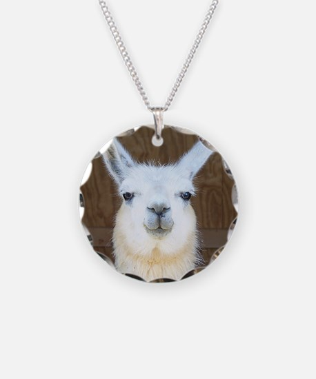 Llamas Necklace