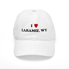 I Love Laramie Baseball Cap
