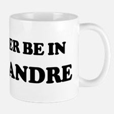 Rather be in Santo Andre Mug