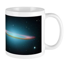 Sombrero Galaxy Mugs
