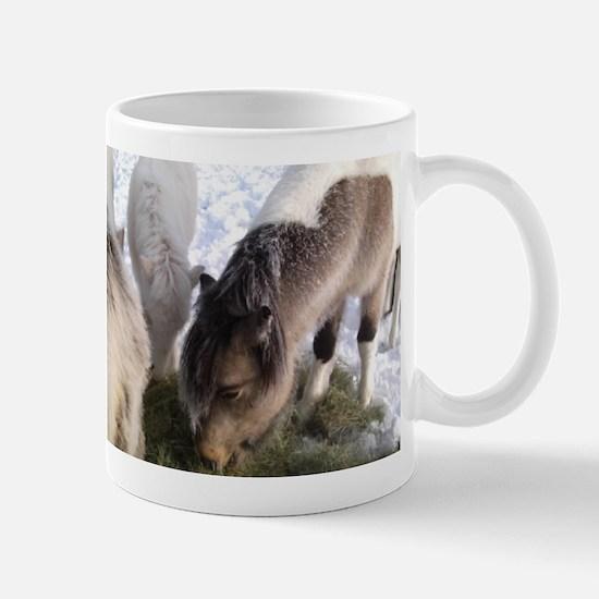 Unique Icelandic horse Mug