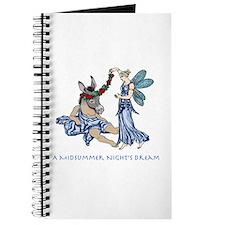 Cute Titania Journal