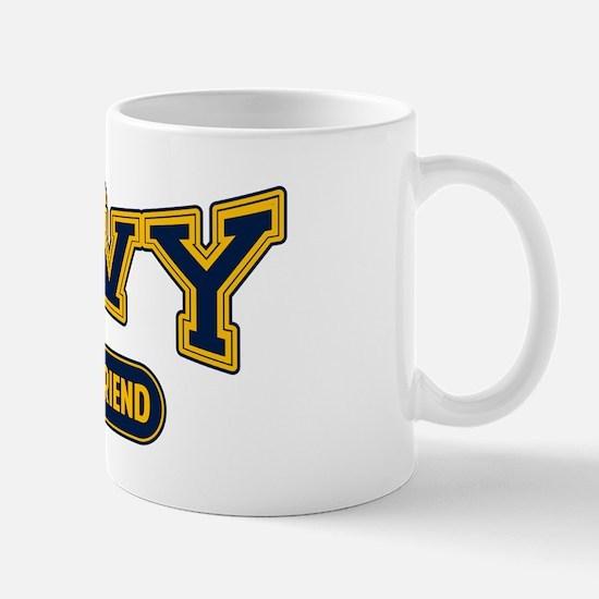 Navy Girlfriend Mug