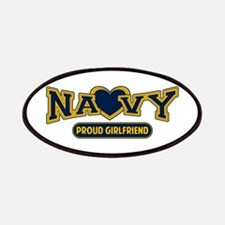 Navy Girlfriend Patches