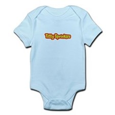 Titty Sprinkles Infant Bodysuit