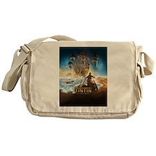 Adventures of Tintin Messenger Bag