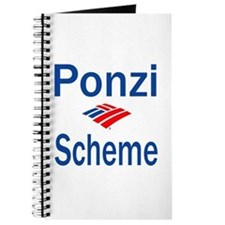 Bank of America Ponzi Scheme Journal
