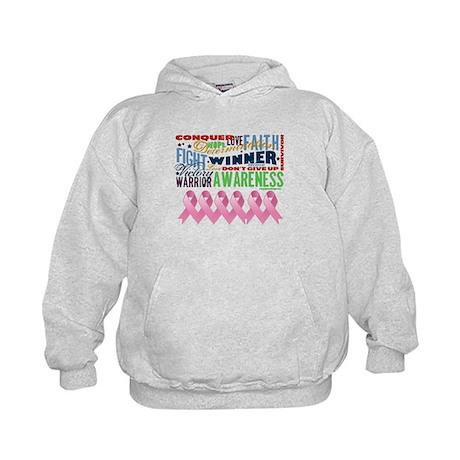 Empowering Breast Cancer Kids Hoodie