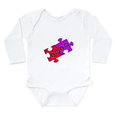 Twilight valentine Long Sleeve Infant Bodysuit