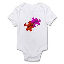Twilight valentine Infant Bodysuit