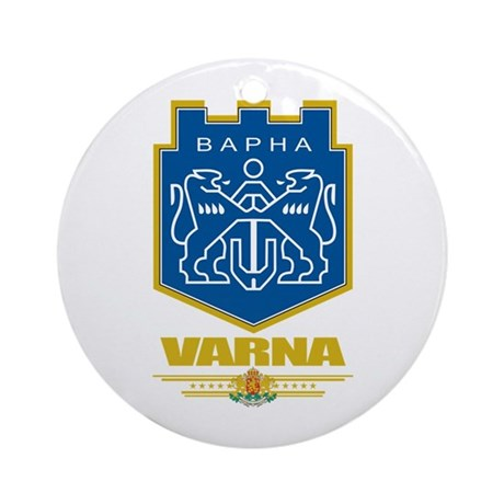 Varna Ornament (Round)