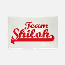 Team Shiloh Rectangle Magnet